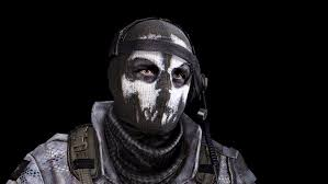call of duty ghost logan mask call of duty ghosts jake l rowell artist