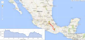 Oaxaca Mexico Map Another Great Week In Mexico The Philtrons Pedal North