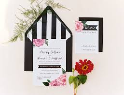 Wedding Invitations Dallas Wedding Invitations Southern Fried Paper Strictly Weddings