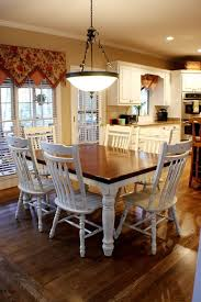 Best  Redoing Kitchen Tables Ideas On Pinterest Refurbished - Black dining table with wood top