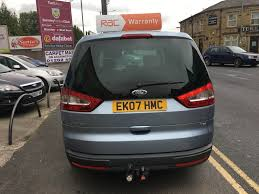 ford galaxy 2 0 zetec tdci 5dr manual for sale in burnley