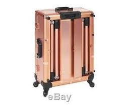 makeup artist station makeup artist box with lights station trolley studio wheeled