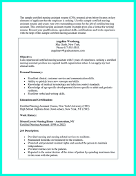 resume sample for doctors impress the employer with great certified nursing assistant resume impress the employer with great certified nursing assistant resume image name