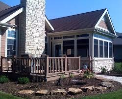 Screened Porch Elegant Windows For Screened Porch Sunroom U2014 Room Decors And