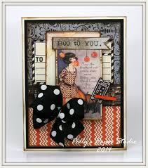 halloween vintage images vintage inspired halloween cards polly u0027s paper studio
