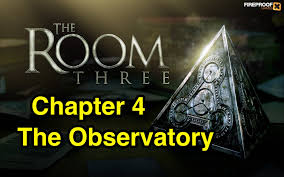 The Room Game - the room three 3 chapter 4 complete walkthrough the observatory