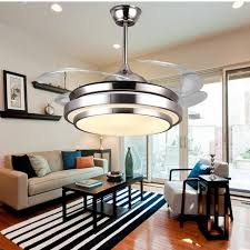 42 Inch Ceiling Fan With Light Shop 42inch Factory Wholesale Modern Invisible Fan Lights