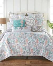 Coastal Bedding Sets Coastal Quilts Nautical Quilt Sets For Less Stein Mart