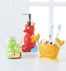 Ideas For Kids Bathroom Nursery Decors U0026 Furnitures Childrens Bathroom Decor Fish Also