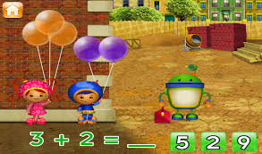 team umizoomi math android apps google play