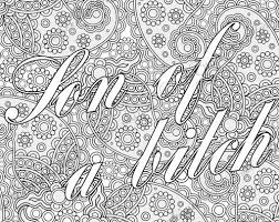 curse words coloring pages google search coloring