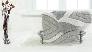 Grey Bathroom Rugs Davenport Bath Rug Chesapeake Merchandising