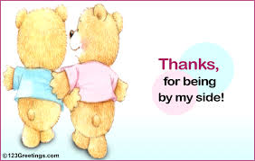 thank you free stay in touch ecards greeting cards 123 greetings