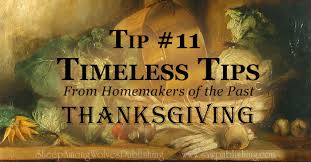 how to include children in thanksgiving preparations timeless