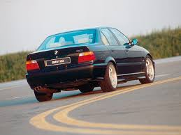 bmw m3 sedan 1995 picture 3 of 4
