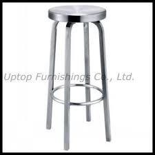 Stainless Steel Bar Stool China High Stainless Steel Bar Stool With Footrest Sp Sc256