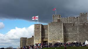 dover castle st george and the dragon at dover castle