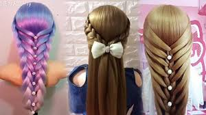 the most beautiful hairstyles tutorials may 2017 best