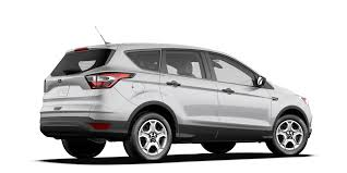 Ford Escape White - 2017 ford escape s sunset ford of waterloo waterloo il