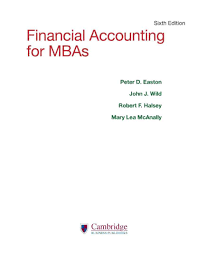 financial accounting books mba 2017 2018 studychacha