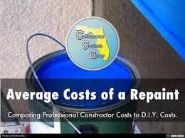 how much does it cost to paint my house average repaint prices