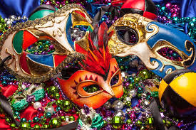 the history of mardi gras ornament shop