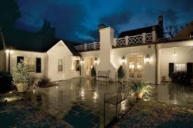 exterior lighting design for comfort