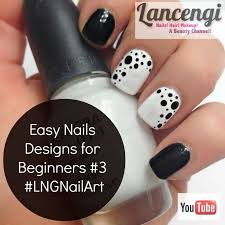 303 best nail art black u0026 white images on pinterest make up