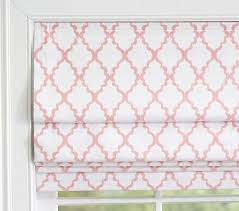Light Pink Blinds Kids Curtains Roman Blinds Studio Collection Fabrics Imported