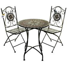 Dunelm Bistro Chair Mosaic Bistro Set Bed Bath And Beyond Mosaic Bistro Set Dunelm