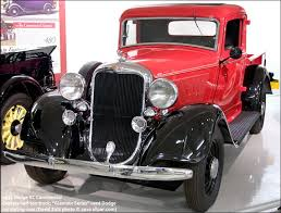 1934 dodge brothers truck for sale history of the dodge trucks 1921 1953