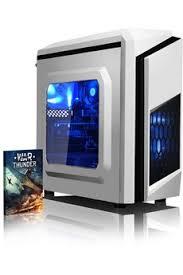 ordinateur de bureau gaming pc de bureau vibox darty