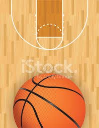 Basketball Court Floor Texture by Vector Basketball And Hardwood Court Stock Photos Freeimages Com