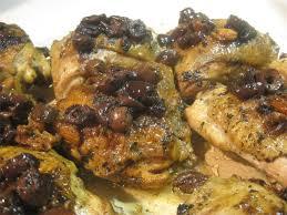 cuisine marocaine poulet poulet à la marocaine recettes de volailles cuisine marocaine