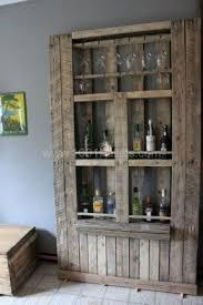 Building A Liquor Cabinet Rustic Wine Cabinets Foter