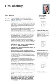 Technical Product Manager Resume Sample by Technical Manager Resume Samples Visualcv Resume Samples Database