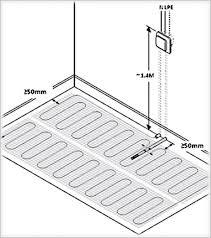 fuãÿbodenheizung badezimmer badheizkörper paneelheizkörper elektrische fußbodenheizung