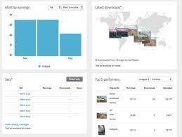 sell stock photos u0027s comparison major services
