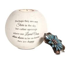 memorial tea light candle holder pin by the comfort company inc on gifts sympathy candles