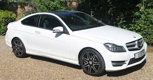 mercedes c class for sale uk a mercedes c class coupe c180 amg sport could be sitting in your