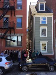 boston skinny house inside boston s famously skinny surprisingly spacious house