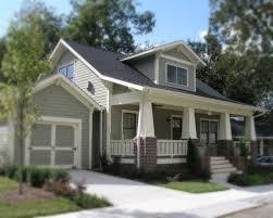 craftsman bungalow home exterior interior design