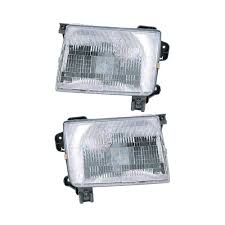 nissan frontier performance parts nissan frontier headlight assembly pair parts from car parts warehouse