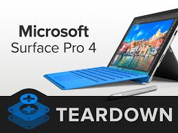 surface pro 4 black friday microsoft surface pro 4 teardown ifixit