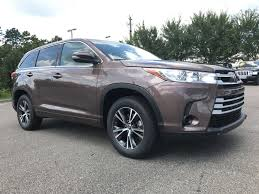 lexus nx vs toyota venza new 2017 toyota highlander le sport utility in tallahassee