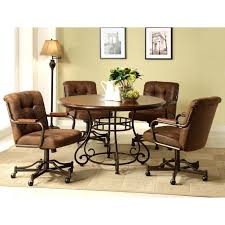 18 best dining chairs with casters images on pinterest dining
