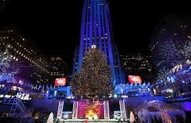 christmas tree lighting near me rockefeller center christmas tree lighting 2017 when and where to
