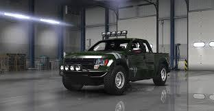 ford raptor 2016 ford f150 svt raptor v 1 4 for ats american truck simulator mod