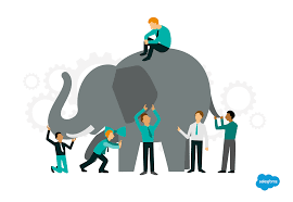 3 Blind Men And The Elephant Learn What Big Data Is All About Salesforce Com