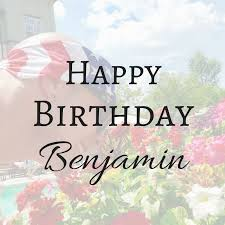 happy birthday benjamin mile high dreamers